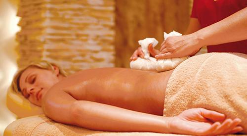 Pantai-Luar-Massage im Hotel Lidia Spa