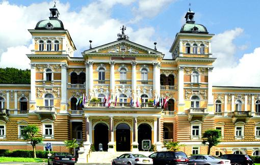 Hotel Nove Lazne