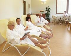 Relaxzone im Hotel Anna-Marie