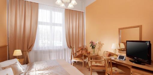 Wohnbeispiel Hotel Savoy Franzensbad