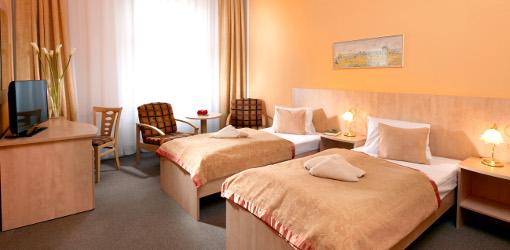 Doppelzimmer-Beispiel im Kurhaus Goethe
