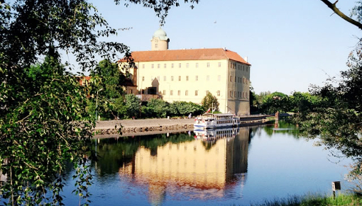 Schloss in Bad Podebrady