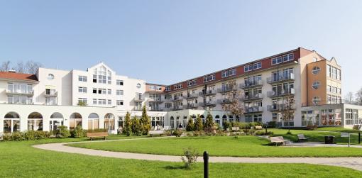 Klinik am Haussee im Feldberger Seengebiet