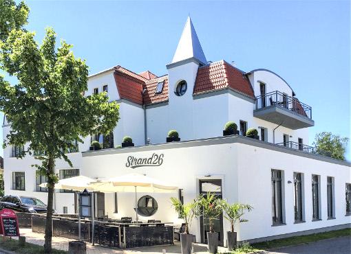 Hotel 26 im Ostseebad Nienhagen