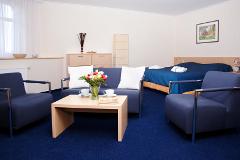 Suite-Wohnbeispiel Huasse-Klinik Feldberg
