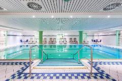 Bassin im Aquamarin-Hotel Kühlungsborn