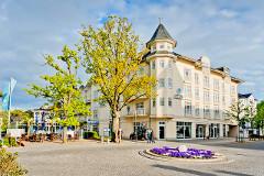 Hotel Aquamarin im Seebad Kühlungsborn