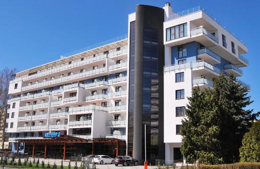Hotel Olymp 3 Wellness & Spa im Kolberger Kurviertel