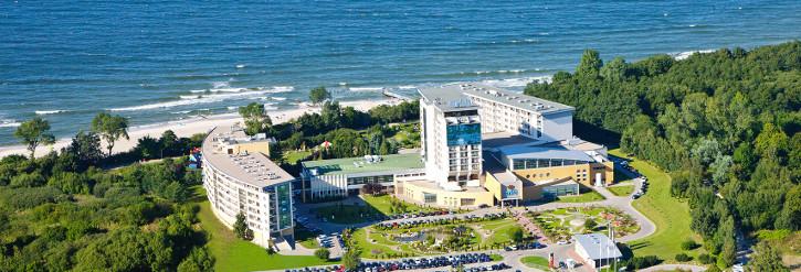 Hotel Arka Medical Spa an der Ostsee inKolberg