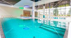 Schwimmbecken im Kolberger Hotel KORAL live