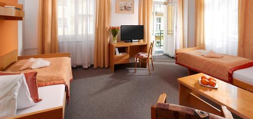 Wohnbeispiel Standard-Kategorie im Kurhotel Goethe
