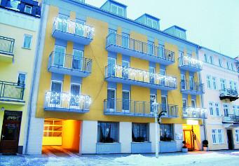 Dependance Palace 2 im Winter