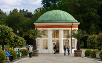 Franzensquelle in Franzensbad