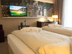 Deluxe-Wohnbeispiel des Hotels König Albert