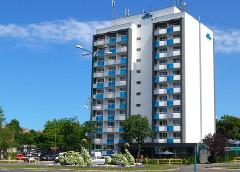 Hotel Nad Parseta von außen