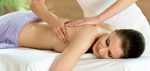Massage im Santa Royale Bad Brambach