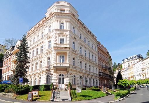 Das Karlsbader Hotel Slovan