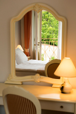 Zimmerdetail (Hotel Palace Zvon)