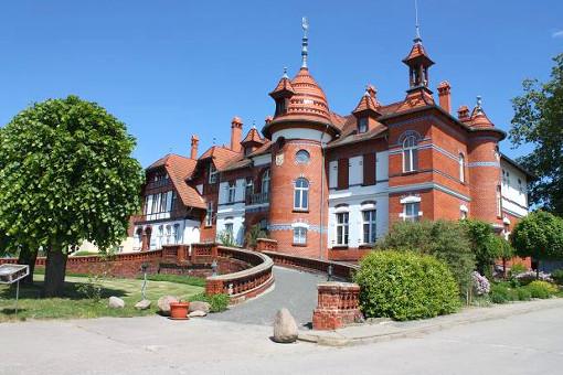 Gutshaus Mötzow (Vielfruchthof)