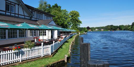 Neu-Helgoland Gaststätte an der Müggelspree