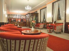 Lobbybereich des Belvedere