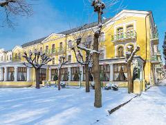 Kurhotel Belvedere im Winter