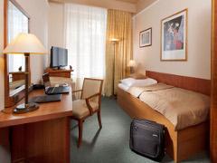 Wohnbeispiel Komfort-Einzelzimmer im Kurhotel Dr. Adler