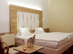 Wohnbeispiel im Marienbader Hotel Royal