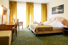 Zimmer im Hotel Fürst-Pückler-Park