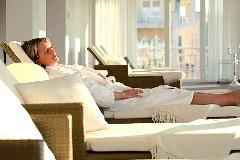 Relaxen im Rheinsberger Hafenhotel