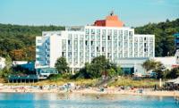 Sommerbild des Hotels Amber Baltic