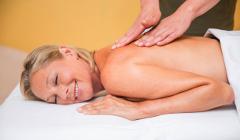 Massage im Falkensteiner-Hotel