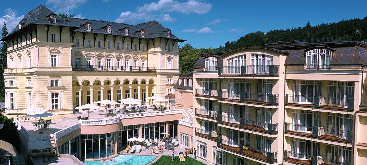 Falkensteiner-Hotel und Haus Orangerie