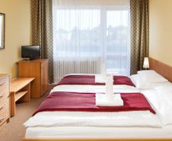 Zweites Zimmer-Beispiel im Hotel Hubert