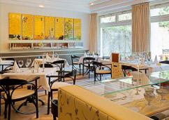 Blick in die Alte Mensa des Strandhotels Kühlungsborn