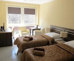 Neue Doppelzimmer im Haus Muszelka