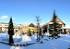 Winterbild Hotel Sandra Spa Karpacz