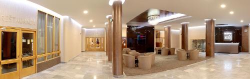 Lobby-Panorama Hotel Maj