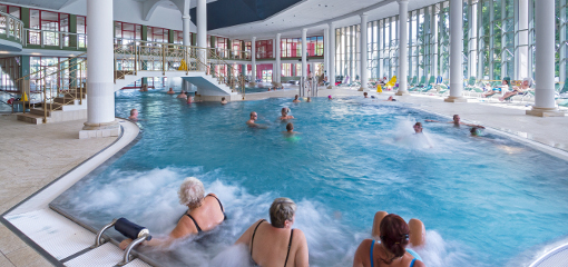 Aquaforum-Hallenbad