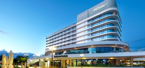 Silvesterreisen zum Hilton Świnoujście in Swinemünde