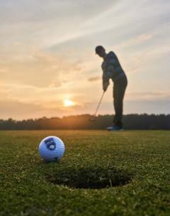 Golf am Balmer See