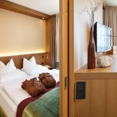 Zimmer im Falkensteiner-Hotel