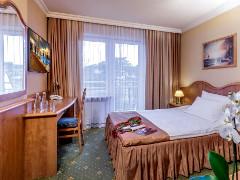 Doppelzimmer-Wohnbeispiel im Hotel Polaris III