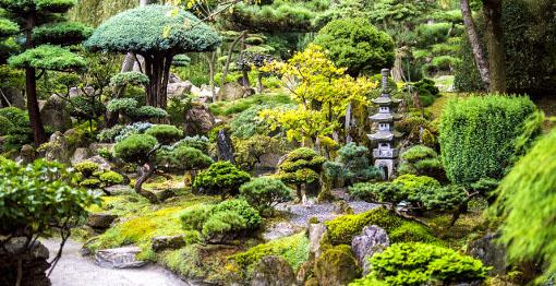 Japanische Gärten in der Ostprignitz
