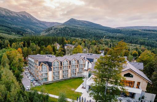 Weiterklicken zum Angebot des Green Mountain Hotels